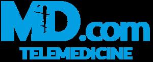 MD.com Telemedicine Logo